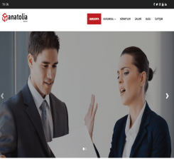 Kurumsal Firma Sitesi 008
