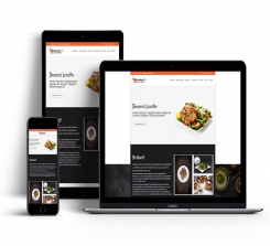Restaurant & Cafe WebSites 002